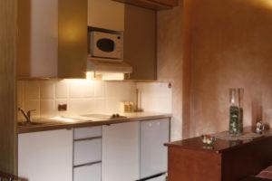 appartamenti in residence con angolo cottura